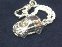 Alfa 147 Sterling silver Key-chain