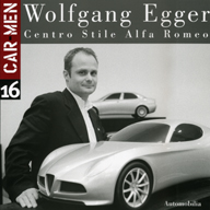 CAR MEN No.16 Alfa Romeo Centro Stile - Wolfgang Egger