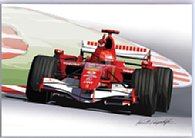 Ferrari 248F1���饹�ȥ졼�����Type A by��������<br><font size=-1 color=red>09/25����</font>