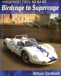 MASERATI BIRDCAGE to SUPERCAGE