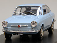1/43 FIAT Story Collection No.17 FIAT 850 Coupe 1965年ミニチュアモデル