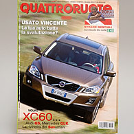 Quattroruote 2008年9月号