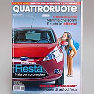 Quattroruote 2008年10月号