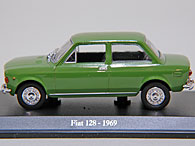 1/43 FIAT New Story Collection No.22 FIAT 128ミニチュアモデル