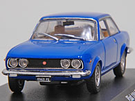 1/43 FIAT New Story Collection No.24 124 Sport COUPE 1969年ミニチュアモデル