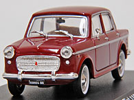 1/43 FIAT New Story Collection No.27 FIAT 1100 Special 1960ミニチュアモデル