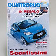 Quattroruote 2009年2月号