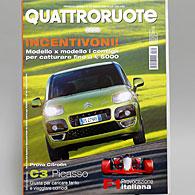 Quattroruote 2009年3月号