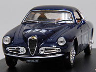 1/43 1000 MIGLIA Collection No.8 Alfa Romeo 1900 SSZ 1955年ミニチュアモデル