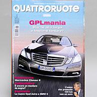 Quattroruote 2009年4月号