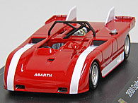 1/43 ABARTH Collection No.22 2000 SPIDER PROTOTIPO SE021 1971年ミニチュアモデル
