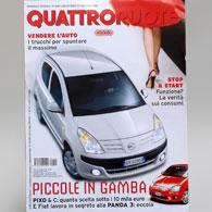 Quattroruote 2009年7月号
