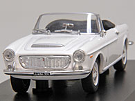 1/43 FIAT New Story Collection No.38 FIAT 1200 CABRIOLETミニチュアモデル