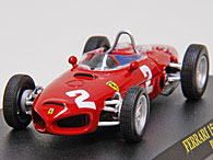 1/43 Ferrari F1 Collection No.18 156 F1ミニチュアモデル