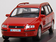 1/43 FIAT New Story Collection No.44 FIAT STILO SWミニチュアモデル