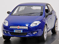 1/43 FIAT New Story Collection No.46 FIAT Nuova Bravoミニチュアモデル