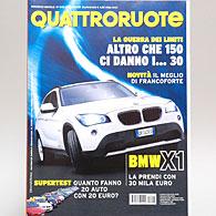 Quattroruote 2009年10月号