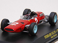 1/43 Ferrari F1 Collection No.33 512 F1J.SURTEESミニチュアモデル