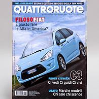 Quattroruote 2009年12月号