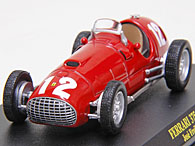 1/43 Ferrari F1 Collection No.44 375F1 J.F.Gonzalesミニチュアモデル