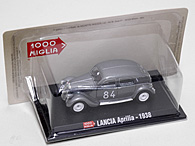 1/43 1000 MIGLIA Collection No.28 LANCIA APRILIAミニチュアモデル