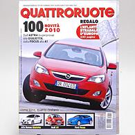 Quattroruote 2010年1月号
