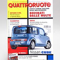 Quattroruote 2010年2月号