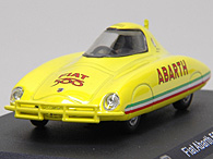 1/43 ABARTH Collection No.40 ABARTH 500 RECORD PININFARINAミニチュアモデル