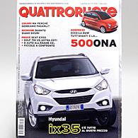 Quattroruote 2010年4月号