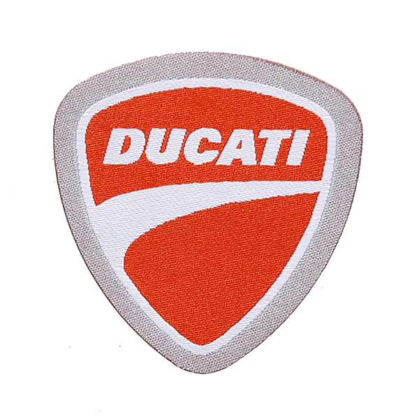 DUCATIエンブレムワッペン<br><font size=-1 color=red>11/19到着</font>