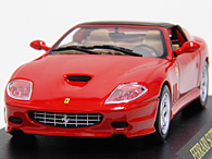 1/43 Ferrari GT Collection No.10 SUPERAMERICA 2005ミニチュアモデル