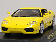 1/43 Ferrari GT Collection No.18 360 Modenaミニチュアモデル