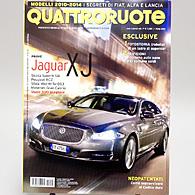 Quattroruote 2010年6月号