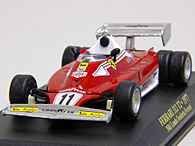 1/43 Ferrari F1 Collection No.55 312T2 NIKI LAUDAミニチュアモデル