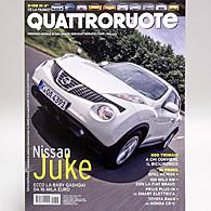 Quattroruote 2010年8月号