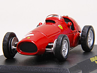 1/43 Ferrari F1 Collection No.60 625F1ミニチュアモデル