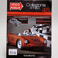 1/43 1000 MIGLIA Collection No.45 Peugeot 203ミニチュアモデル