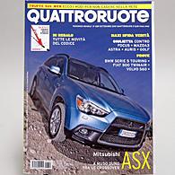 Quattroruote 2010年9月号