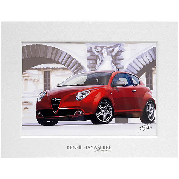 Alfa Romeo MiTo(��å�)���饹�ȥ졼����� by��������<br><font size=-1 color=red>09/25����</font>