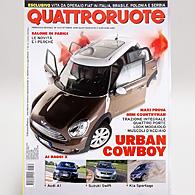 Quattroruote 2010年10月号