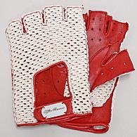 Italian Auto Parts Gagets - Alfa romeo driving gloves