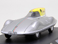 1/43 ABARTH Collection No.59 500 RECORD MONZA 1956年ミニチュアモデル