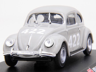 1/43 1000 MIGLIA Collection No.48 VOLKSWAGEN 1200ミニチュアモデル
