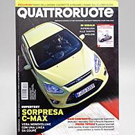 Quattroruote 2010年11月号