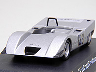 1/43 ABARTH Collection No.61 2000 SPORT PROTOTIPO -CUNEO-(SE014)ミニチュアモデル