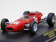1/43 Ferrari F1 Collection No.68 246F1-66 LORENZA BANDINIミニチュアモデル