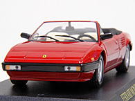 1/43 Ferrari GT Collection No.46 MONDIAL CABRIOLET 1983年ミニチュアモデル