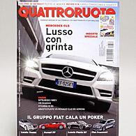 Quattroruote 2011年2月号