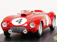1/43 Ferrari GT Collection No.51 375 PLUSミニチュアモデル