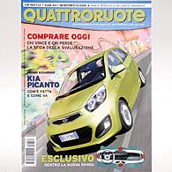 Quattroruote 2011年5月号